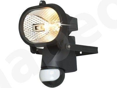 Lampa Halogenowa Z Czujnikiem Ruchu Eura Eh 381b